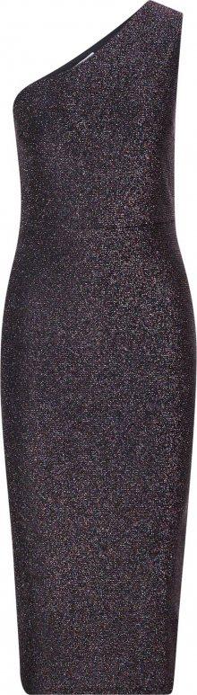 GLAMOROUS Koktejlové šaty černá