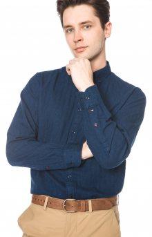 Brushed Košile Tommy Hilfiger | Modrá | Pánské | M