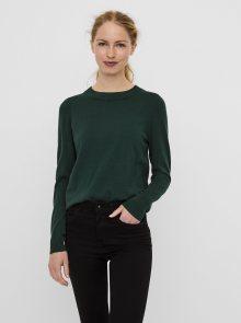 Zelený lehký svetr VERO MODA