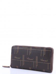 Lorenzo Dámská peněženka 6025_Marron
