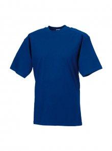 Lehké pánské tričko - královská modrá S