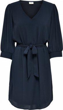JACQUELINE de YONG Šaty noční modrá