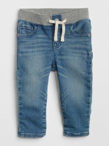 Modré klučičí džíny GAP