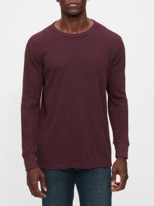 Červené pánské tričko GAP