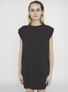 Černé basic šaty Noisy May Minna