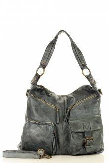 Přírodní kožená taška model 138323 Mazzini  universal
