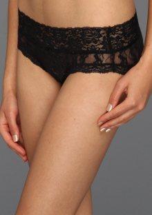 Dámské kalhotky DKNY 543000 - černá L Černá