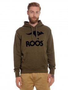 Kangaroos Pánská mikina Roos American T2378_ss15 khaki