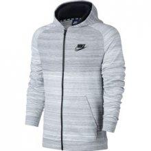Nike M Nsw Hoodie Fz Av15 Knit bílá XL