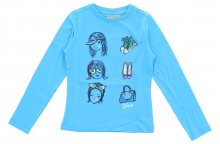 Triko dětské Geox | Modrá | Dívčí | 2 roky