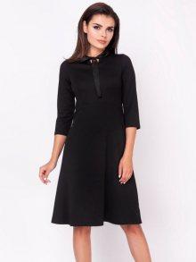 Naoko Dámské šaty AT124_BLACK