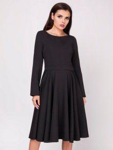 Naoko Dámské šaty AT138_BLACK