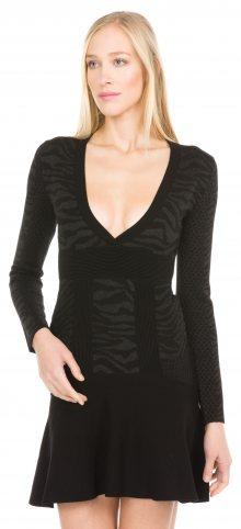 Šaty Just Cavalli   Černá   Dámské   S