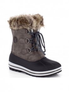Kimberfeel Dámské kotníčkové boty ELISA_GREY