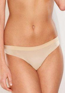 Kalhotky DKNY Fusion Table Bikini 543231 - tělová L Tělová