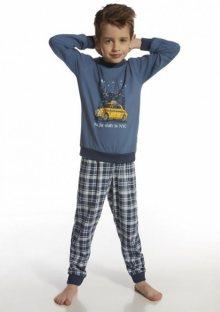 Dětské pyžamo Cornette 976/40 Taxi 110/116 Dle obrázku