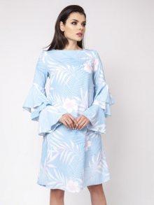 Naoko Dámské šaty AT90_PASTEL_FLOWERS