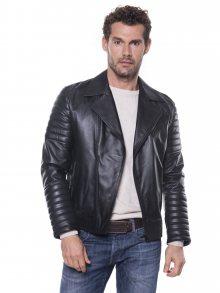 Giorgio Di Mare Pánská kožená bunda GI724371_Black\n\n