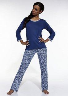 Dámské pyžamo Cornette Lilly 635/32 XL Palladium blu