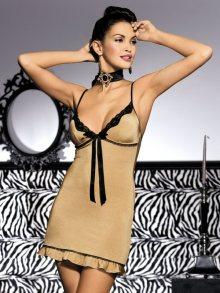 Dámská košilka Obsessive Rumba S L/XL Dle obrázku