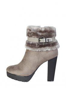 Laura Biagiotti Dámská kotníčková obuv 2111_MUD