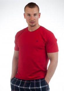 Pánské tričko Atlantic NMB 016 M Červená