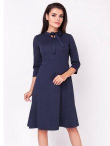 Naoko Dámské šaty AT124_NAVY