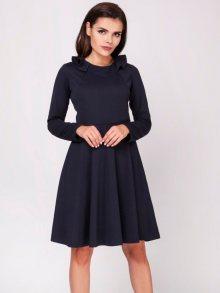 Naoko Dámské šaty AT133_NAVY