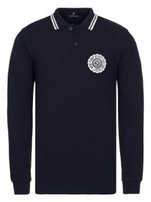 Jack Williams Pánské polo tričko JW0045MLP _NAVY-W/WHITE STRIPE\n\n