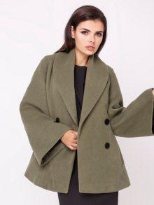 Naoko Dámský kabát AT125_KHAKI