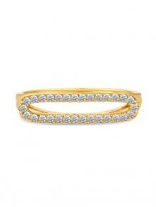 Diamond Style Dámský prsten ILLUMINATERINGGOLD