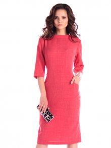 Laura Bettini Dámské šaty M251_33ln_red, coral