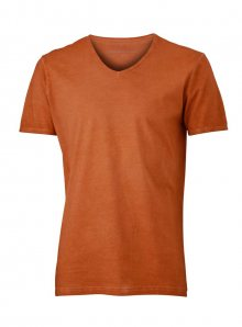 Pánské tričko Gipsy - Oranžová S
