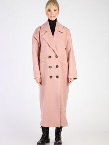 Isabel by Rozarancio Dámský dlouhý loose-fit dvouřadý kabát\n\n