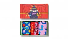 Happy Socks Mom\'s Day 3-Pack Multicolor XMOT08-3300