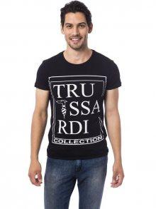 Trussardi Collection Pánské tričko M8 FISCAGLIA_Nero/Black