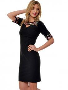 Natalee Dámské šaty RLN08_black