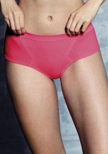 Sportovní kalhotky Maríemeili Seamless XL Korálová2