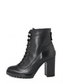 Giorgio Picino Dámská kotníková obuv na podpatku GP_8060K206_LORD_NERO\n\n