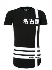 Akito Tanaka Pánské tričko 927-1_schwarz