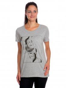 s.Oliver Dámské tričko 322869_505ca šedá