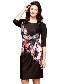 Yumi Dámské šaty YD000529_BLACK