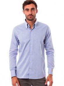 Trussardi Collection Pánská košile 8269 AGNOSINE_15620 AZZ MD