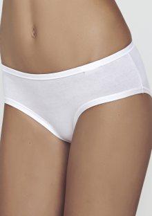 Dámské kalhotky UVA Pierre Cardin 3PACK L Bílá