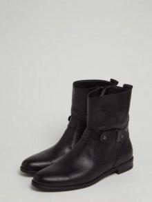 Onouqo Dámské kotníčkové boty ONQ1043_BLACK