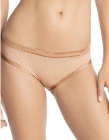 Luxusní dámské kalhotky DIM 4D64 L Tělová