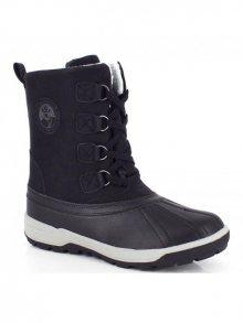 Kimberfeel Pánské kotníčkové boty TORRE_BLACK