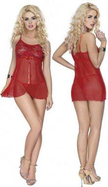 Roxana 6667 Košilka XL červená