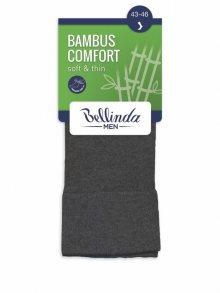 Bellinda Pánské ponožky BAMBUS COMFORT SOCKS BE497520-926