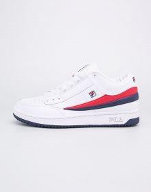 Sneakers - tenisky Fila T1 Mid White/Fila Navy/Fila Red